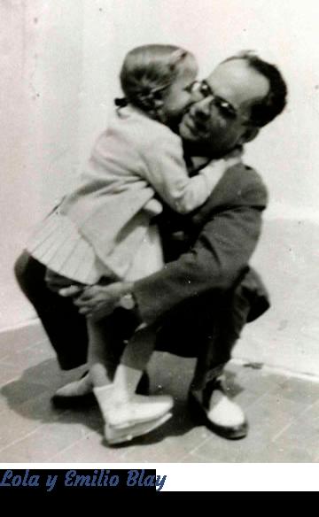 Lola y Emilio Blay